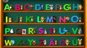 حروف اللغة الالمانية وكيفية نطقها