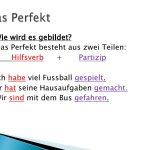 تركيب الجملة باللغة الالمانية - تعلم اللغة الالمانية das perfekt 3 728 1 تعلم اللغة الالمانية