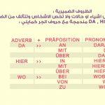 Pronominaladverbien